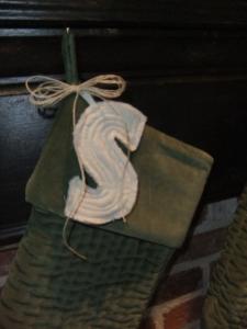 Stockings - detail